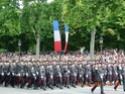 (N°57)Photos de la cérémonie commémorative de la fête nationale et du défilé du 14 juillet 2014 sur l'Avenue des Champs Elysée à Paris. ( Photos de Raphaël ALVAREZ ) Paris_67