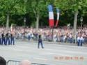 (N°57)Photos de la cérémonie commémorative de la fête nationale et du défilé du 14 juillet 2014 sur l'Avenue des Champs Elysée à Paris. ( Photos de Raphaël ALVAREZ ) Paris_68