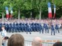 (N°57)Photos de la cérémonie commémorative de la fête nationale et du défilé du 14 juillet 2014 sur l'Avenue des Champs Elysée à Paris. ( Photos de Raphaël ALVAREZ ) Paris_79