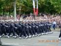 (N°57)Photos de la cérémonie commémorative de la fête nationale et du défilé du 14 juillet 2014 sur l'Avenue des Champs Elysée à Paris. ( Photos de Raphaël ALVAREZ ) Paris_81