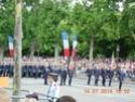 (N°57)Photos de la cérémonie commémorative de la fête nationale et du défilé du 14 juillet 2014 sur l'Avenue des Champs Elysée à Paris. ( Photos de Raphaël ALVAREZ ) Paris_82