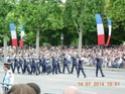 (N°57)Photos de la cérémonie commémorative de la fête nationale et du défilé du 14 juillet 2014 sur l'Avenue des Champs Elysée à Paris. ( Photos de Raphaël ALVAREZ ) Paris_85