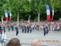 (N°57)Photos de la cérémonie commémorative de la fête nationale et du défilé du 14 juillet 2014 sur l'Avenue des Champs Elysée à Paris. ( Photos de Raphaël ALVAREZ ) Paris_86