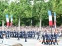 (N°57)Photos de la cérémonie commémorative de la fête nationale et du défilé du 14 juillet 2014 sur l'Avenue des Champs Elysée à Paris. ( Photos de Raphaël ALVAREZ ) Paris_87