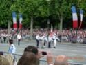 (N°57)Photos de la cérémonie commémorative de la fête nationale et du défilé du 14 juillet 2014 sur l'Avenue des Champs Elysée à Paris. ( Photos de Raphaël ALVAREZ ) Paris_88