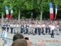 (N°57)Photos de la cérémonie commémorative de la fête nationale et du défilé du 14 juillet 2014 sur l'Avenue des Champs Elysée à Paris. ( Photos de Raphaël ALVAREZ ) Paris_89