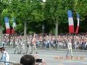 (N°57)Photos de la cérémonie commémorative de la fête nationale et du défilé du 14 juillet 2014 sur l'Avenue des Champs Elysée à Paris. ( Photos de Raphaël ALVAREZ ) Paris_92