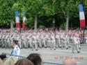 (N°57)Photos de la cérémonie commémorative de la fête nationale et du défilé du 14 juillet 2014 sur l'Avenue des Champs Elysée à Paris. ( Photos de Raphaël ALVAREZ ) Paris_93