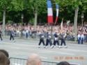 (N°57)Photos de la cérémonie commémorative de la fête nationale et du défilé du 14 juillet 2014 sur l'Avenue des Champs Elysée à Paris. ( Photos de Raphaël ALVAREZ ) Paris_94