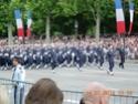 (N°57)Photos de la cérémonie commémorative de la fête nationale et du défilé du 14 juillet 2014 sur l'Avenue des Champs Elysée à Paris. ( Photos de Raphaël ALVAREZ ) Paris_95