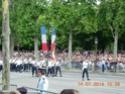 (N°57)Photos de la cérémonie commémorative de la fête nationale et du défilé du 14 juillet 2014 sur l'Avenue des Champs Elysée à Paris. ( Photos de Raphaël ALVAREZ ) Paris_96