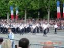 (N°57)Photos de la cérémonie commémorative de la fête nationale et du défilé du 14 juillet 2014 sur l'Avenue des Champs Elysée à Paris. ( Photos de Raphaël ALVAREZ ) Paris_97