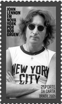 John Lennon em NY por Bob Gruen Lennon10