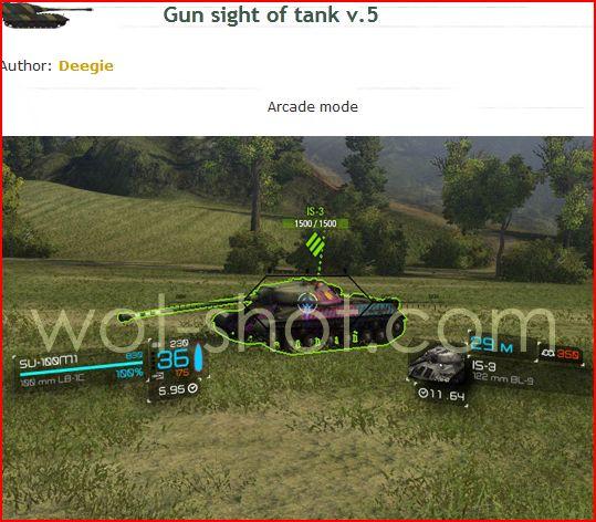 les mods que j'utilise Gun_si10