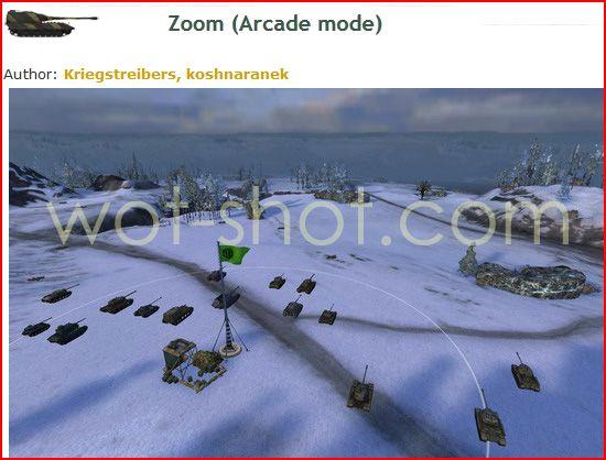 les mods que j'utilise Zoom_a10