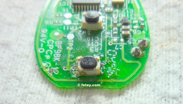 Conseil pour soudure de composante électronique de surface (Surface mount) P1120612
