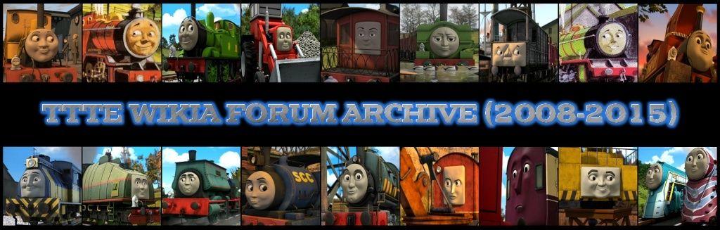 TTTE Wiki Forum Archive