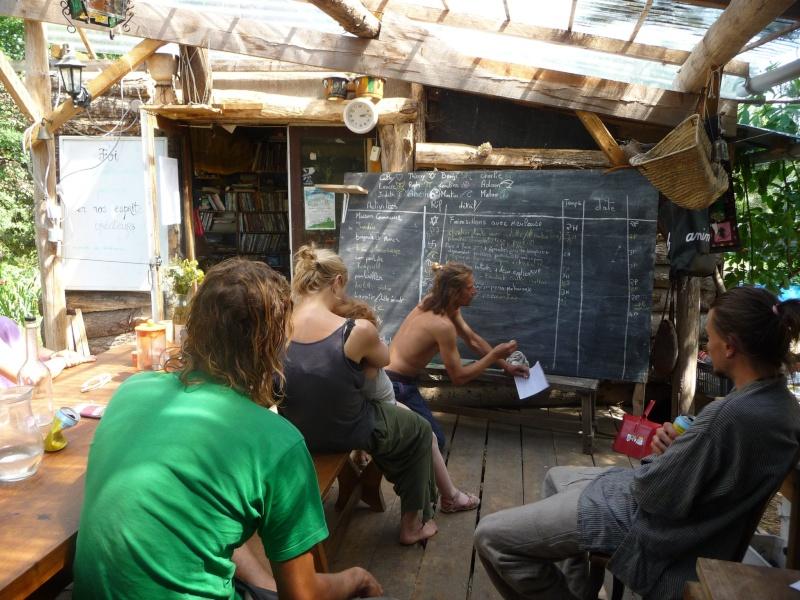 D'un projet communautaire en permaculture - Périgord Noir 10623710