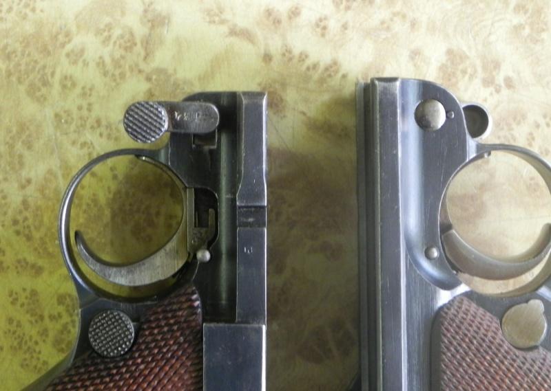 Conversion P06 en 9mm Carcas10