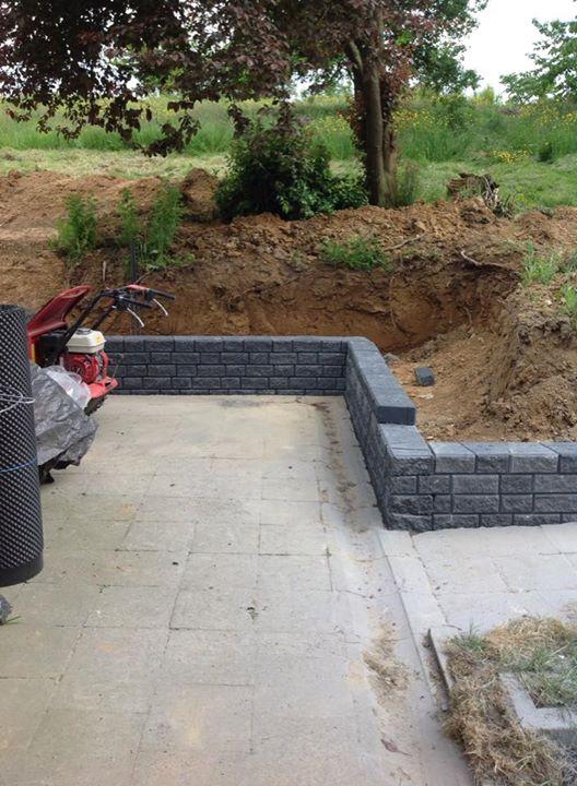 Mur de soutènement 11067410