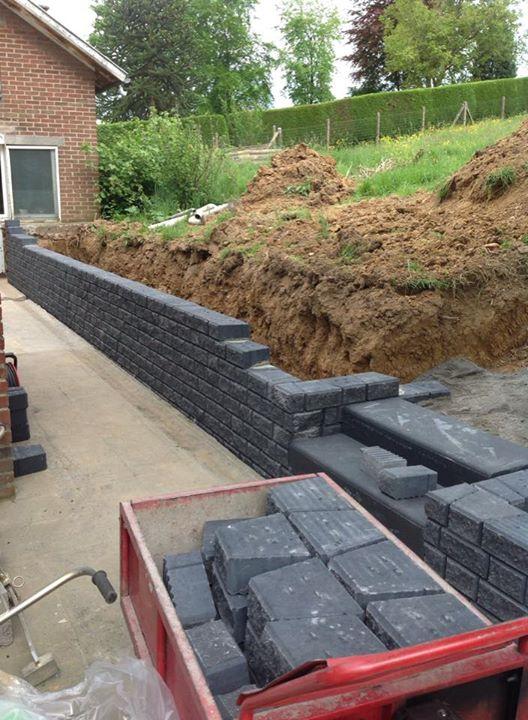 Mur de soutènement 11259310