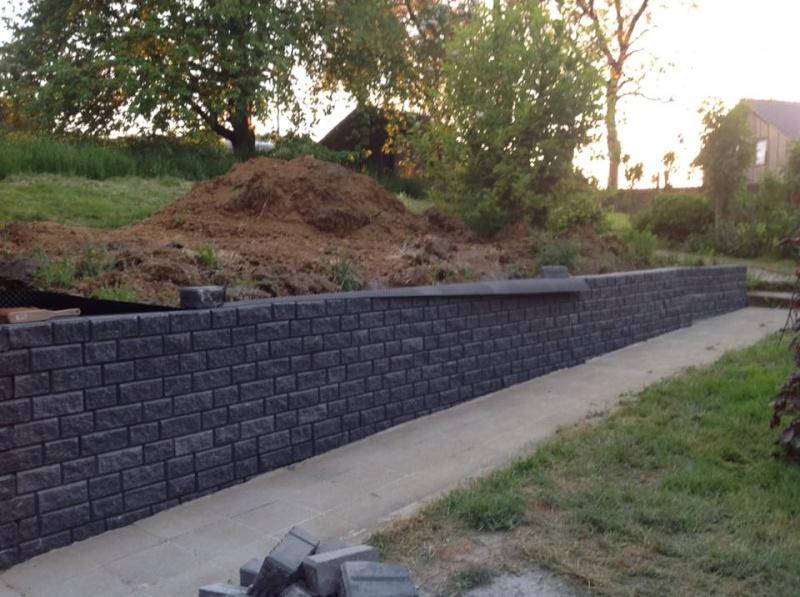 Mur de soutènement 11350710