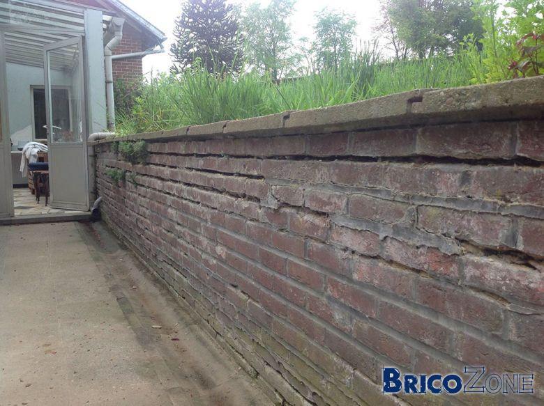 Mur de soutènement 33020513