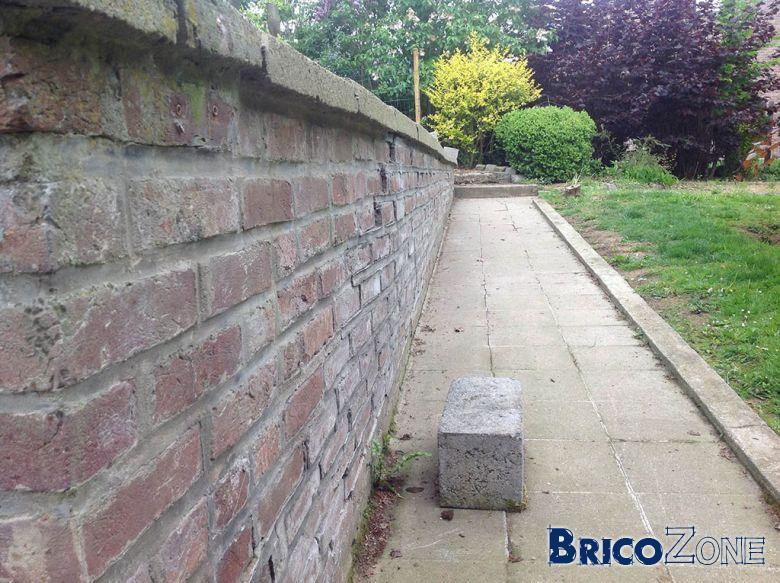 Mur de soutènement 33020518