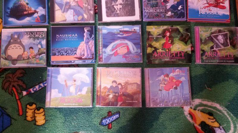 Collection de Caline : DVD, CD, Vinyls, Livres 22211