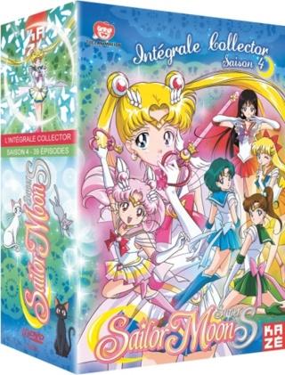 Coffret DVD Sailor Moon 4 658110