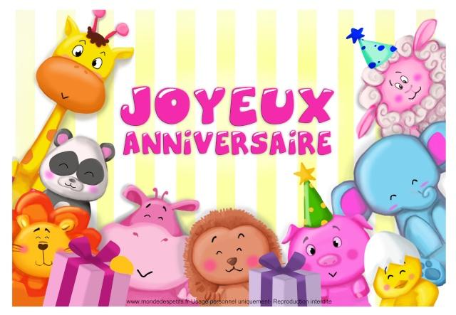 Joyeux anniversaire Jean Pierre Carte-10