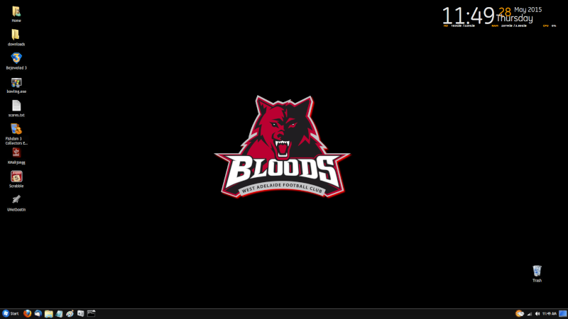Simple Bloods desktop wallpaper Screen22