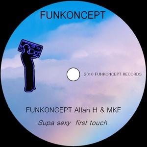 FUNKONCEPT  - Allan H & MKF   - 2 titres en intégralité Funkon21