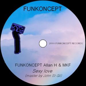 FUNKONCEPT  - Allan H & MKF   - 2 titres en intégralité Funkon22