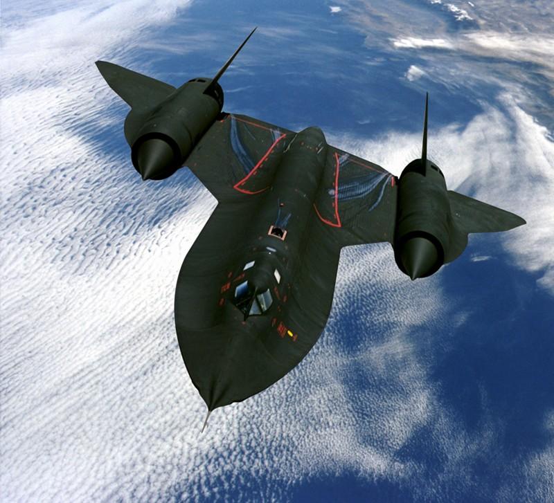الطائرة SR-71 Blackbird 1038410