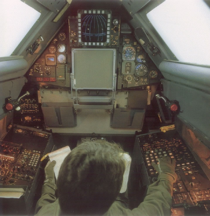 الطائرة SR-71 Blackbird Sr71co10