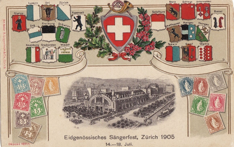La Suisse .... Zurich10