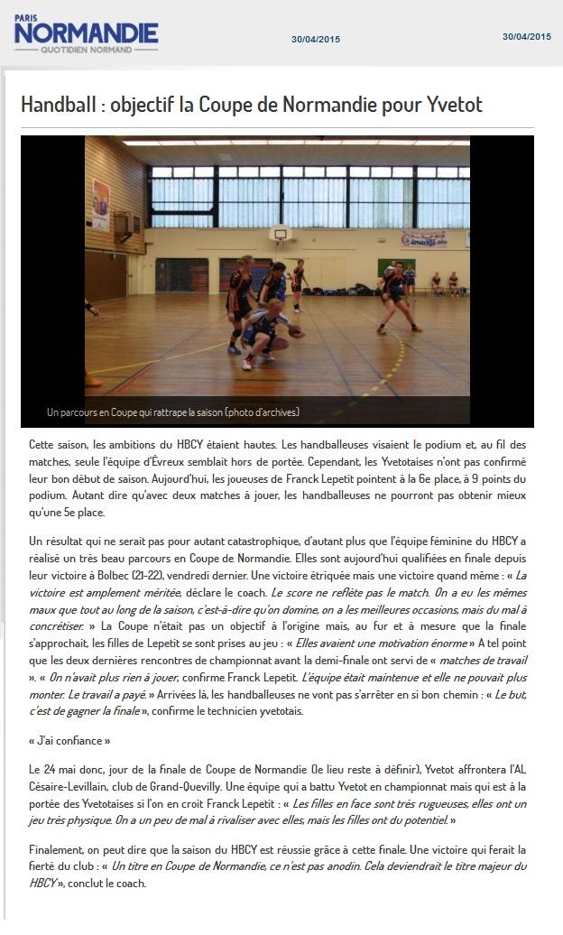 Yvetot HBC - Page 3 Sans_t46
