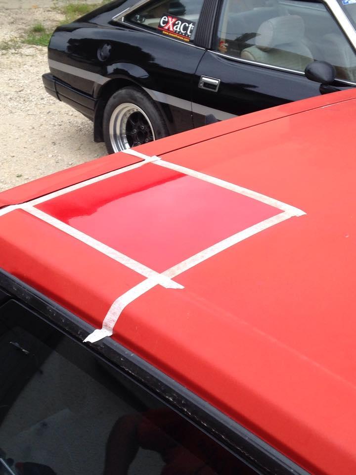 SUNNY GTI N13 a restaurer  11163110