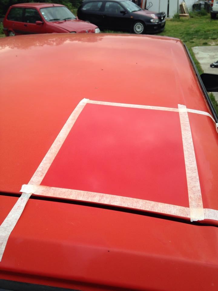 SUNNY GTI N13 a restaurer  17955610