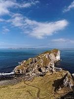 [Barney en Irlande] Whiterocks Beach 17181110