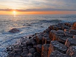 [Barney en Irlande] Whiterocks Beach Giants10