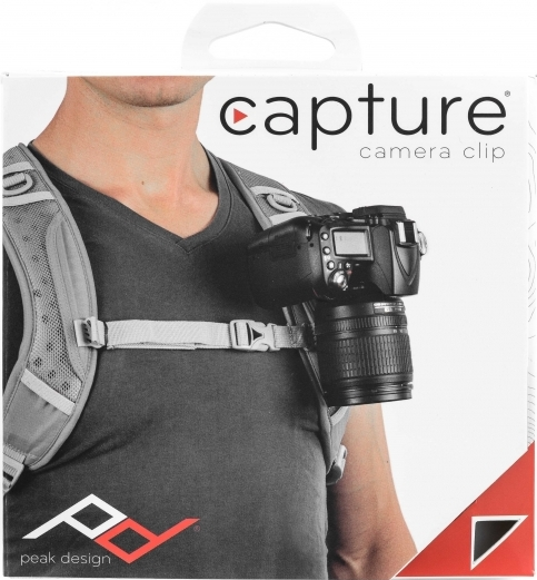 Peak Design Capture V2 / Cotton Carrier StrapShot Peak_310