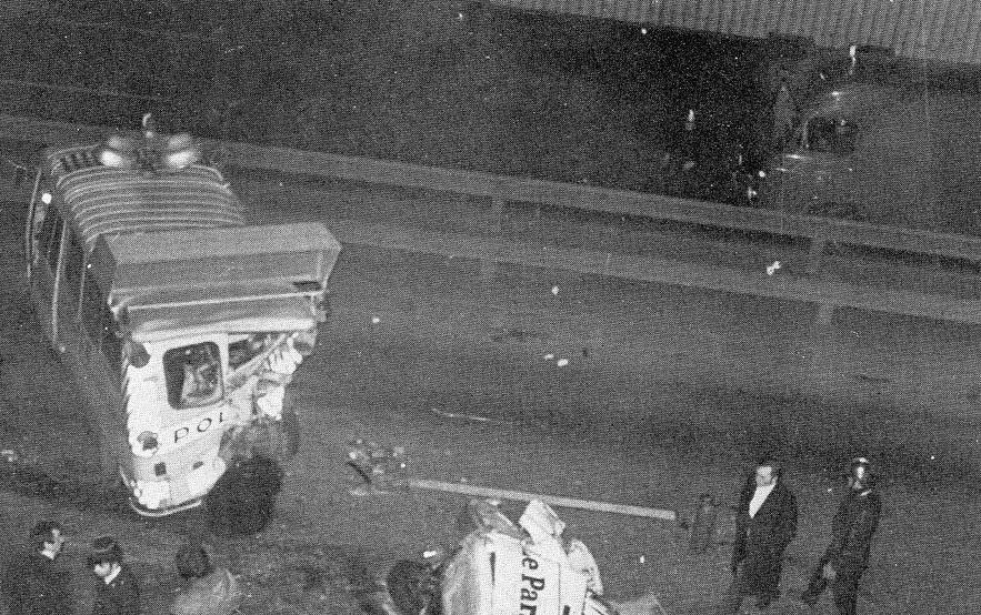 [identifié] Lanternes véhicule CRS Autoroute 541210