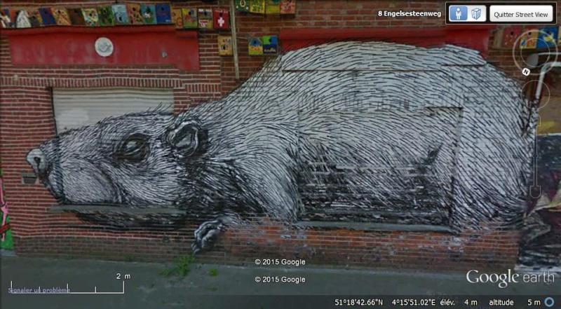 Les étranges graffitis d'un village fantôme. Doel en Belgique Boel_210