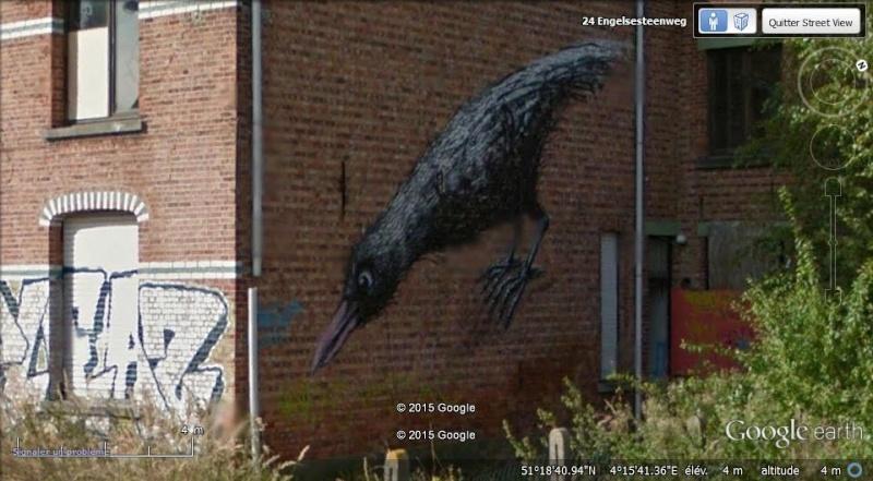 Les étranges graffitis d'un village fantôme. Doel en Belgique Boel_810