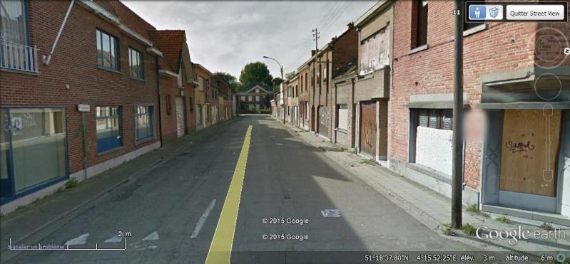 Les étranges graffitis d'un village fantôme. Doel en Belgique Dd10