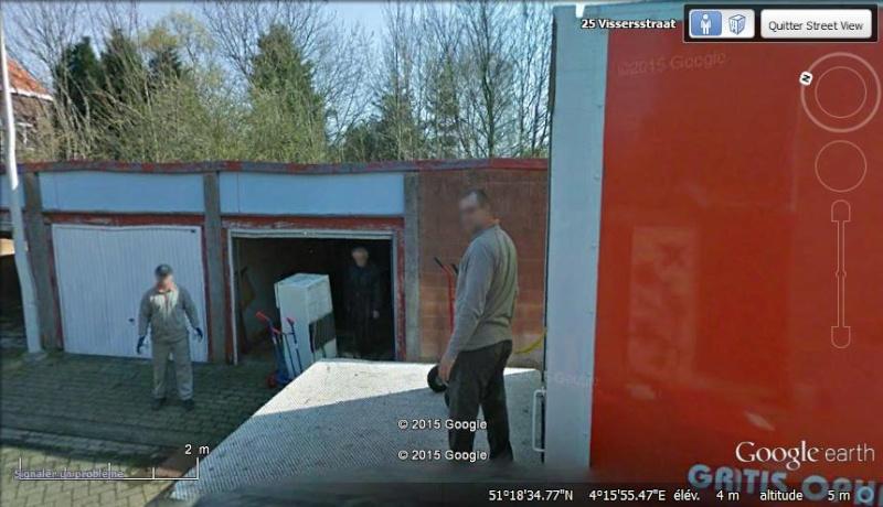 Les étranges graffitis d'un village fantôme. Doel en Belgique X10