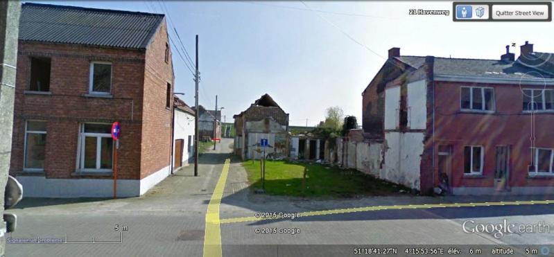 Les étranges graffitis d'un village fantôme. Doel en Belgique Ztt10
