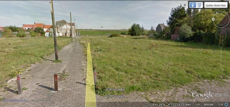 Les étranges graffitis d'un village fantôme. Doel en Belgique Ztttt10